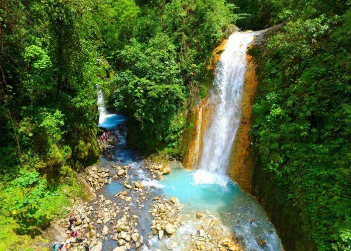 El toro waterfall
