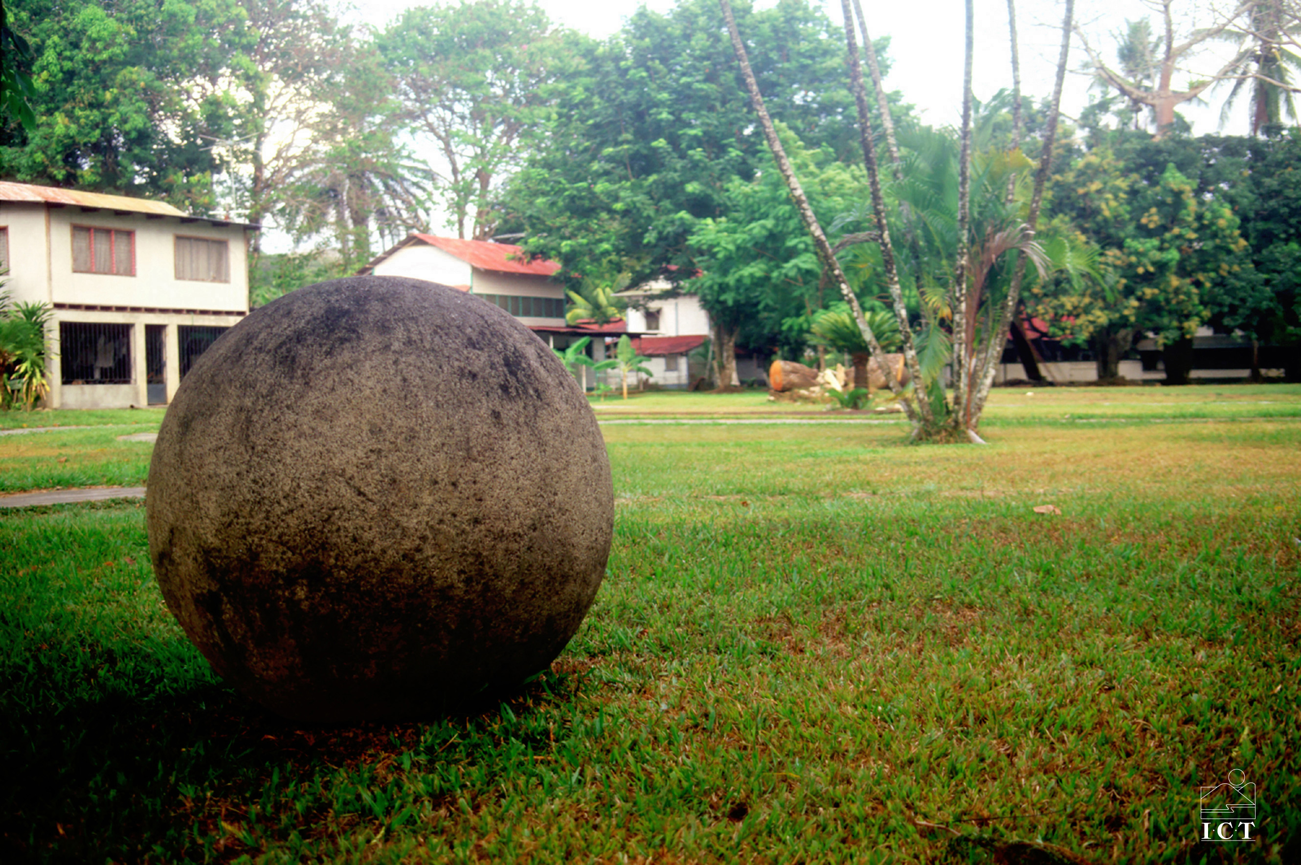 Stone Spheres of the South Pacific
