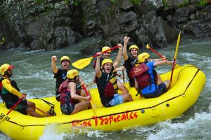 Costa Rica to Host the World White Water Rafting Summit